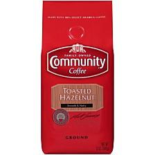 Toasted Hazelnut Medium Roast Premium Ground Coffee, 12 Oz - 6 Pack