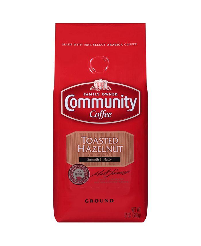 Community Coffee - CS-6: 12 OZ TSTD HZLNT