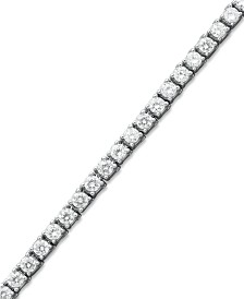 Diamond Tennis Bracelet in 14k White Gold (6 ct. t.w.)
