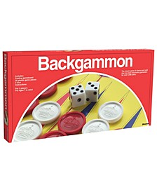 - Backgammon Game With Fold Up Board