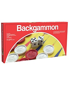 Pressman Toys - Backgammon Game With Fold Up Board