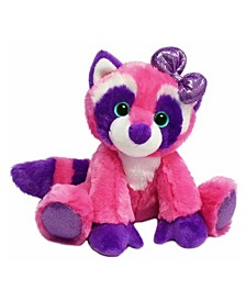 First and Main - 7 Inch Gal Pals Plush, Rachelle Raccoon