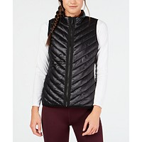 Calvin Klein Womens Performance Quilted Vest