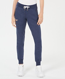 Superdry Fleece-Lined Drawstring Jogger Pants