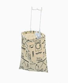 Neatfreak Hanging Clothespin Bag