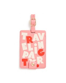 ban.do Getaway Luggage Tag, Traveling Party
