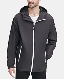 Men's Hooded Windbreaker, Created for Macy's