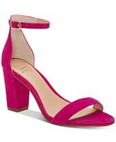 a766fc02e6 I.N.C. Kivah Two-Piece Sandals