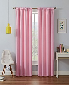 "Kendall 42"" x 84"" Blackout Curtain Panel"