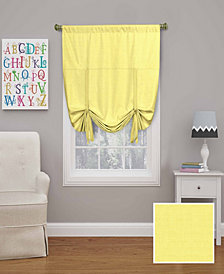 """Eclipse Kendall Blackout Window Tie-up Shade, 42"""" x 63"""""""