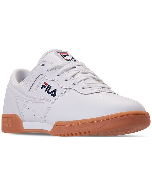 1f61d8711c9a ... Fila Women s Original Fitness Casual Athletic Sneakers from Finish ...