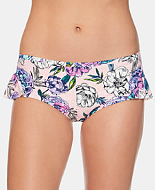 Vera Bradley Meadow Demi Bikini Bottoms