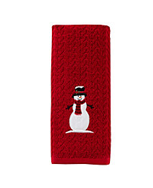 Woodland Winter 2-Pc. Hand Towel Set