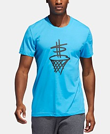 adidas Men's ClimaLite® Graphic T-Shirt