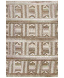 "KAS Lucia Westport 2762 Beige 1'11"" x 3'9"" Indoor/Outdoor Area Rug"
