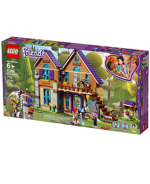 Lego Lego Mias House Reviews Home Macys