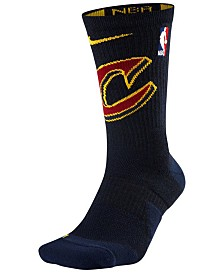 Nike Men's Cleveland Cavaliers Elite Team Crew Socks