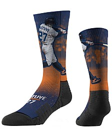 Strideline Jose Altuve Full Sublimation Crew Socks