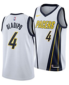 Men's Victor Oladipo Indiana Pacers Earned Edition Swingman Jersey