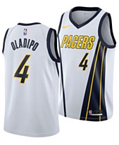 ac1820cc Nike Men's Victor Oladipo Indiana Pacers Earned Edition Swingman Jersey