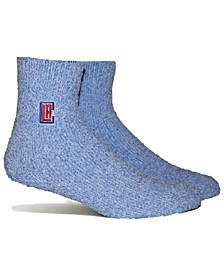Women's Los Angeles Clippers Team Fuzzy Socks