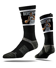 Strideline San Antonio Spurs Demar Derozan Action Crew Socks