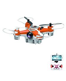 - 4 Inch Nano R/C Drone with 0.3MP WIFI FPV Camera
