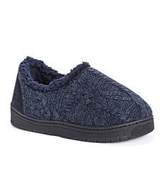 Muk Luks Men's John Slippers