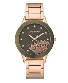 Woman's Juicy Couture, 1052OLRG Bracelet Watch
