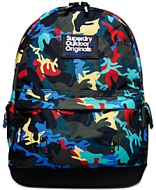 Superdry Men's Montana Camo Backpack