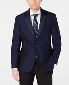 Ryan Seacrest Distinction™ Men's Modern-Fit Jacquard Dinner Jacket, Created for Macy's