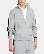ebb93f4810e Polo Ralph Lauren Men s Interlock Cotton Track Jacket