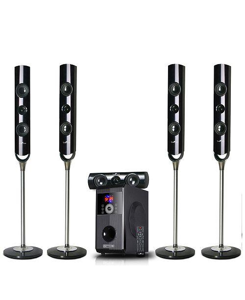 BeFreeSound Befree Sound 5.1 Channel Surround Sound Bluetooth Speaker System