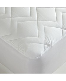 Waterproof Quilted Mattress Pad, Queen