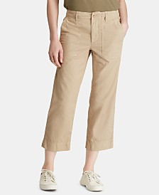 Lauren Ralph Lauren Lightweight Cotton Pants