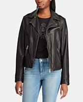 28f6d446917 Women Leather Jackets  Shop Women Leather Jackets - Macy s