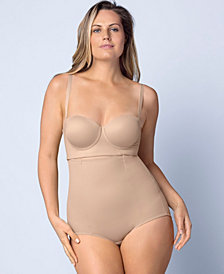 High-Waisted Girdle With Butt Lifter Benefit