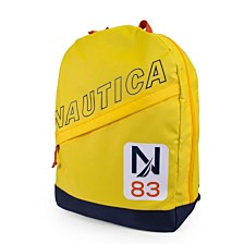 Nautica N83 Diagonal Zip Backpack