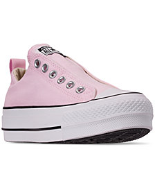 Converse Women's Chuck Taylor All Star Low Top Fashion Casual Sneakers from Finish Line
