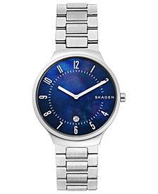 Skagen Men's Grenen Stainless Steel Bracelet Watch 38mm