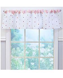 Nurture Confetti Window Valance
