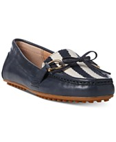0197f8288491 Lauren Ralph Lauren Briley II Leather Loafers