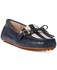 Lauren Ralph Lauren Briley II Leather Loafers