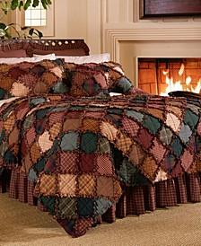 Campfire Cotton King Quilt Set