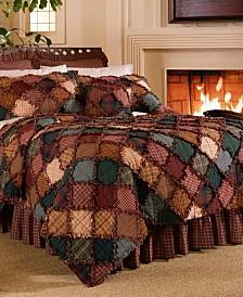 Campfire Cotton Quilt Collection, King