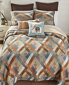 Sienna Cotton Quilt Collection, Queen