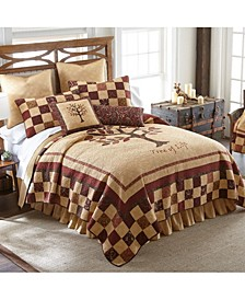 Autumn Tree of Life Cotton Quilt Collection