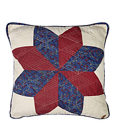 Gatlinburg Star Decorative Pillow