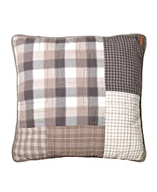 Smoky Square Decorative Pillow