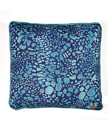 Summer Surf Ocean Decorative Pillow